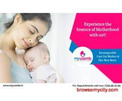 Post Pregnancy & Newborns Care In Kochi
