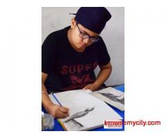 sketching classes by raghuvansham in model town