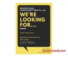 Required BDE / Sales Executive