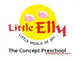 Best Playschool in Mogappair - Little Elly