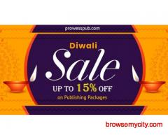 Up to 15% OFF on Book Publishing Packages - Prowess
