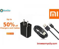 Mi Coupons, Deals & Offers:Up to 50% off Chargers and Cables