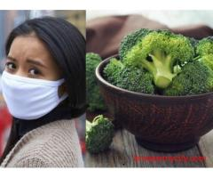 Can Broccoli Be The Secret Remedy To Fight Air Pollution?