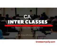 CA Inter Pendrive classes