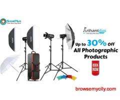 Up to 30% Off All Photographic Products