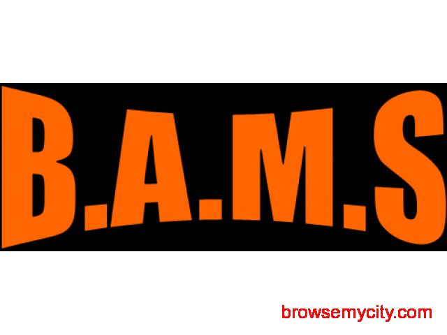 BAMS 2020: Admission, Eligibility, Selection, Colleges, Career Options - 4/4