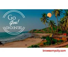 Book Goa tour packages from delhi