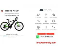 E-Bike For Sale - Electric Bicycle In India – Toutche