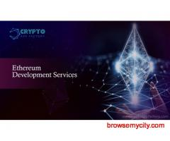 Ethereum Development Services-Crypto App Factory
