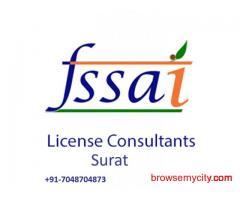 FSSAI consultant in Surat