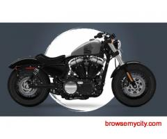Unclutch Goa- Harley Davidson rent in Goa- Unclutch Goa