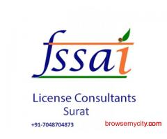 FSSAI consultant Surat
