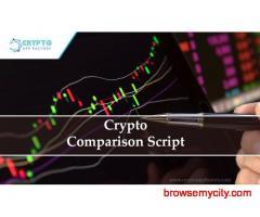 Cryptocurrency Comparison Script-crypto app factory