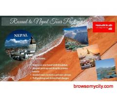 Raxaul to Nepal Tour Packages, Raxaul to kathmandu tour package