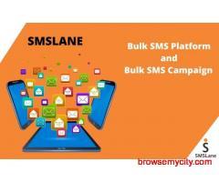Bulk SMS Platform and Bulk SMS Campaign - SMSLANE