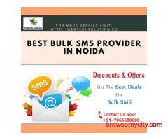 Best Bulk SMS Service Provider in Noida - Webtech Solution