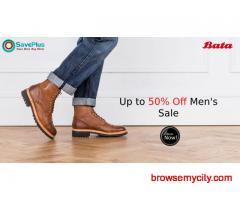 Up to 50% off Men's Boots