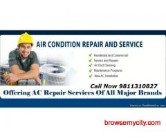 Where to get AC Gas Filling in Delhi?