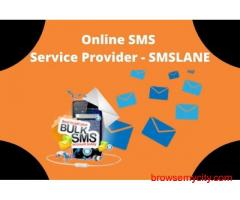Online SMS Service Provider – SMSLANE