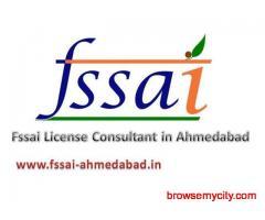 FSSAI online registration in Ahmedabad