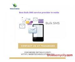 Best Bulk SMS service provider in noida