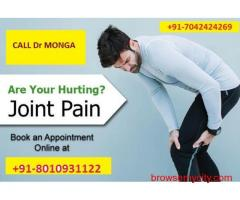    PH:(+91)-7042424269    Dr Monga joint pain specialist in Saket