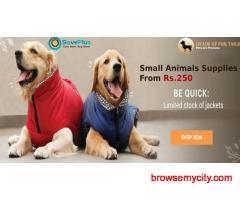Buy Small Animals Supplies From Rs.250