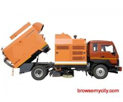 Efficient and Cost-effective Truck Mounted Sweeping Machines