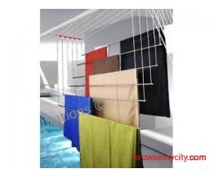 Wet Clothes Drying Hanger in Balcony Call 09290703352  in Medipally, Boduppal