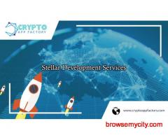 Steller blockchain Development-crypto app factory
