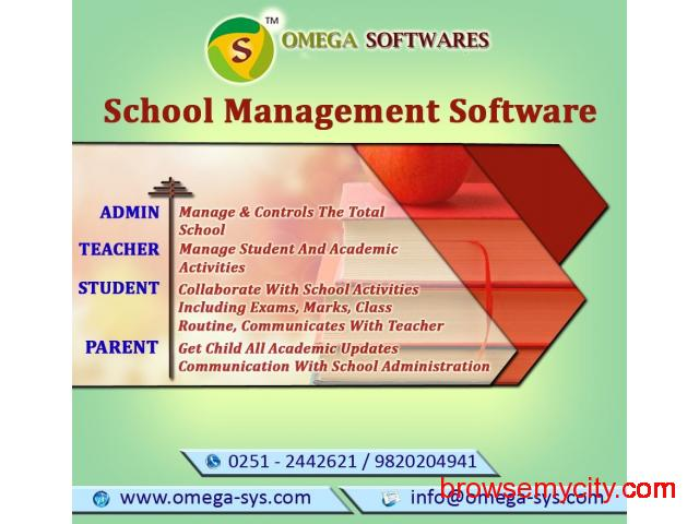 Buy School management software @ affordable price - 12963