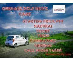 Self Drive Car Rental Chennai | Madurai