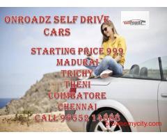 Self Drive Cars Rental Krishnagiri | Chennai