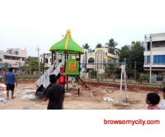 manufacturers of playground equipments and outdoor gym equipments - Dhatri Kids Play