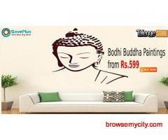 Bodhi Buddha Paintings from Rs.599