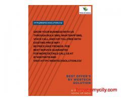 Best Offer's by Webtech Solution