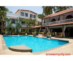 Get Best Hotel in Goa of 2020 | Online Booking Casablanca Beach Resort - GDS Hotels Private Limited.