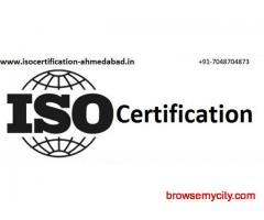 ISO certification consulting service in Ahmedabad