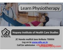 Physiotherapy college in Kolkata, Physiotherapy in West Bengal
