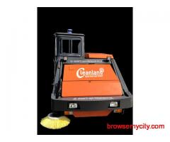 Road Sweeping Machine for Cement Industry