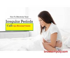 [[ ( PH : 8010977000) ]] lady doctor for irregular periods problem in East OF Kailash