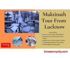 Muktinath tour Package from Lucknow, Muktinath Yatra from Lucknow