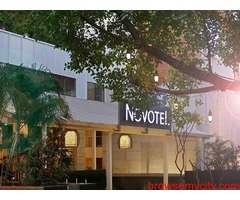 Get Best Hotel in Goa of 2020 | Online Booking Novotel Goa Shrem - GDS Hotels Private Limited.