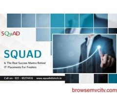 Selenium Automation Software Testing Training Institute – SQUAD Infotech Pvt. Ltd.