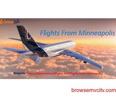 Best And Pocket-Friendly Flights From Minneapolis