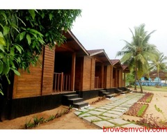Get Best Hotel in Goa of 2020 | Online Booking Pousada Donaciana Wooden Cottages - GDS Hotels Privat