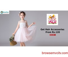 Get Hair Accessories from Rs.120