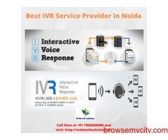 IVR Service Provider in Noida (Delhi NCR)