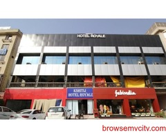 Get Best Hotel in Gurgaon of 2020 | Online Booking Kshitij Hotel Royale - GDS Hotels Private Limited