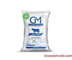 Grand master economy cow feed